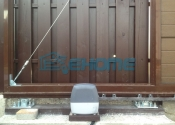 откатные ворота херманн