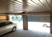 гаражно-секционные ворота изнутри