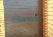 секционные ворота рал8014
